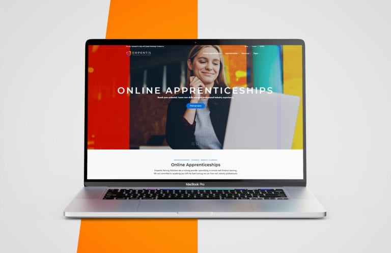 website relaunch, remote learning, about us, Empentis Training Solutions, apprenticeships, e learning, expertise, online apprenticeships